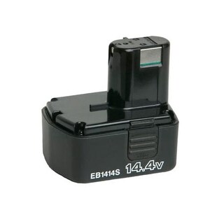 Hitachi 324367 Cordless Tool Ni-Cd Battery, 14.4 Volt, 1.4 Ah