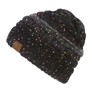 Gravity Threads CC Warm Cable Knit Thick Soft Beanie