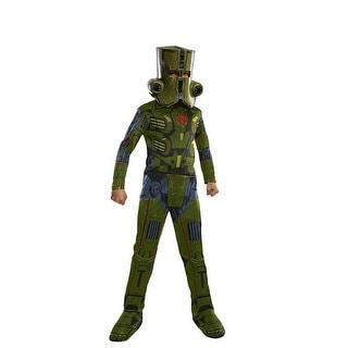 Rubie's Boys Jaeger Cherno Alpha Pacific Rim Character Costume - S