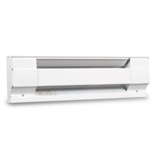 Cadet 8F2000W 8' 2000 Watt 240V Electric Baseboard Heater - White