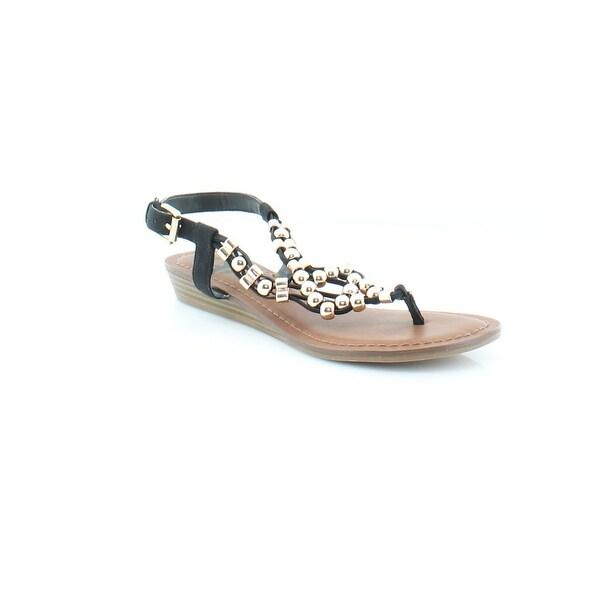 Fergalicious Tito Women's Sandals Black - 5