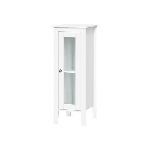 RiverRidge Home Prescott Slim Single Door Floor Cabinet