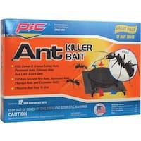 Pic Plasbon Plastic Ant-Killing Systems, 12 Pk