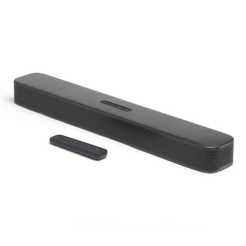 JBL Bar 2.0 All-in-One Compact 2.0 Channel Sound Bar - Black
