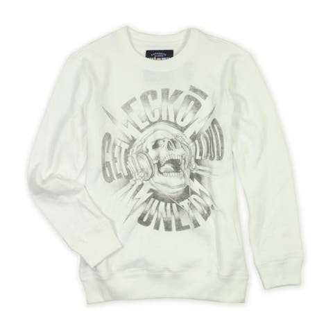 Ecko Unltd. Mens Get Loud Pullover Graphic Sweatshirt