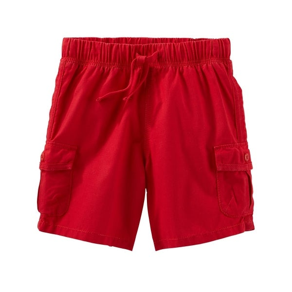 6b343b5622 OshKosh B'gosh Little Boys' Pull-On Shorts, 5-Toddler - 5T