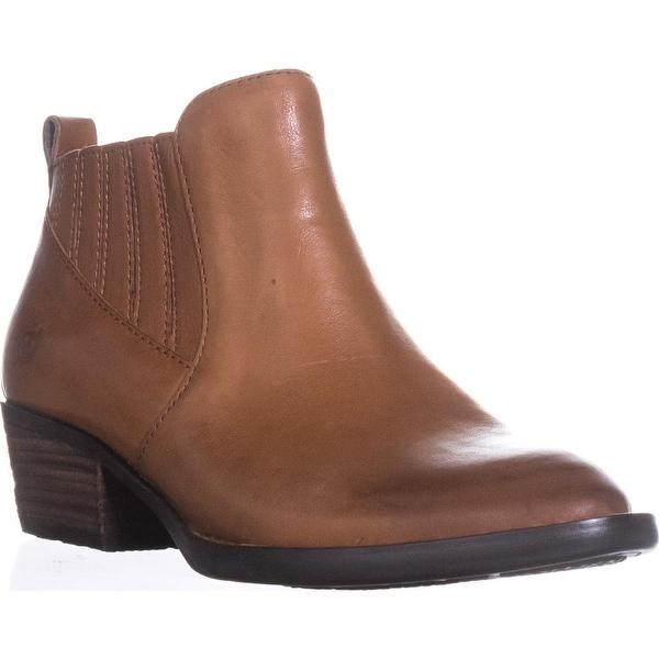 Born Beebe Casual Ankle Boots, Tan - 8.5 us / 40 eu