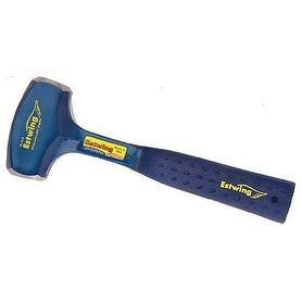 Estwing B3-4LB Hand Drill Hammer With Nylon-Vinyl Grip, 4 lbs
