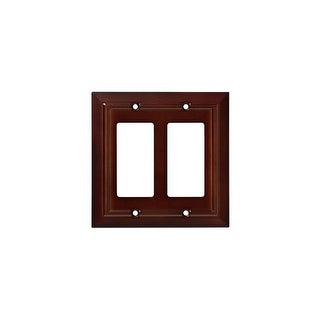 Franklin Brass W35248-C Classic Architecture Double Rocker / GFI Outlet Wall Pla