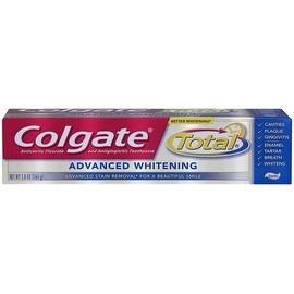Colgate Total Toothpaste Advanced Whitening 5.80 oz