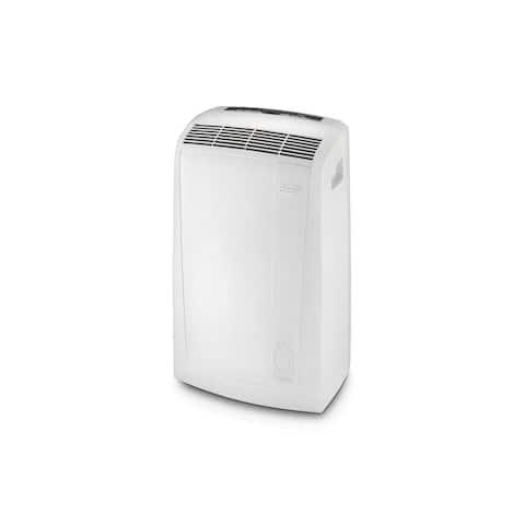 De'Longhi Pinguino 6,700 BTU (11,500 BTU ASHRAE) 115-Volt Portable Air Conditioner with Remote, White, Factory Reconditioned