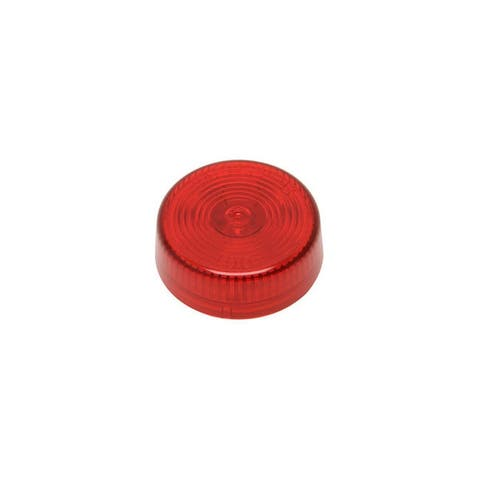 Roadpro r rp-1030r 2 round sealed light red
