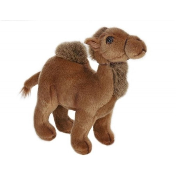 Shop Set Of 3 Lifelike Handcrafted Extra Soft Plush Dromedary One