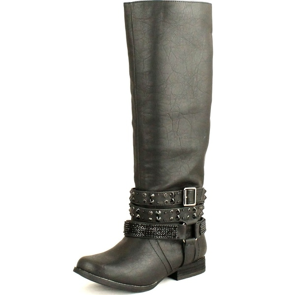 Not Rated Womens Love Stoned Boots - Tan