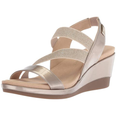 60ce8800eacf Buy Anne Klein Women s Sandals Online at Overstock