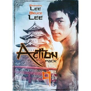 Action Pack: 9 Films - DVD