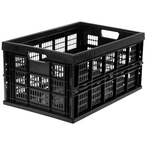Work-It! Collapsible Milk Crates