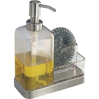 Interdesign Soap/Sponge Caddy 67080 Unit: EACH