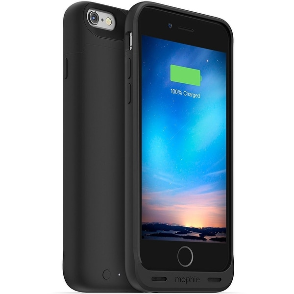 more photos 7046f 8149d Mophie Juice Pack Reserve Battery Case for iPhone 6/6s Black