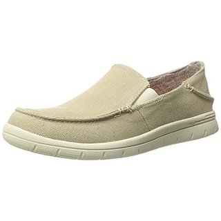 Dockers Mens Ravello Canvas Memory Foam Casual Shoes