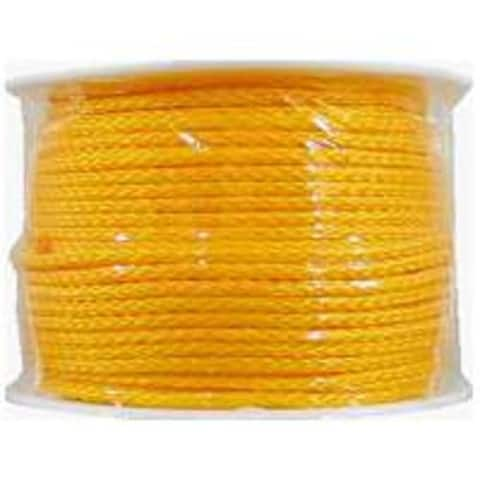 "Wellington 10819 Braided Poly Rope, 5/16"" x 500'"