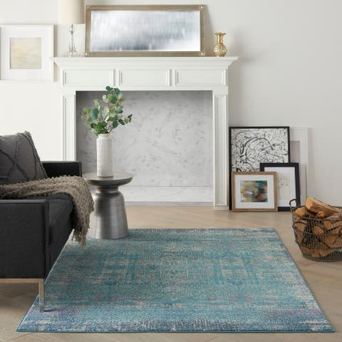 Nourison Passion Tribal Area Rug