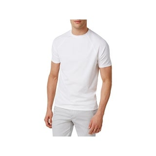 Vince Camuto Mens T-Shirt Casual Short Sleeves