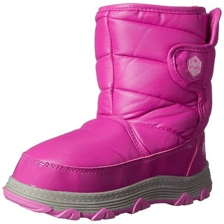 Khombu Girls Magic Ankle Snow Boots