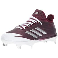 Adidas Mens adizero afterburner 4 Low Top Lace Up Baseball Shoes