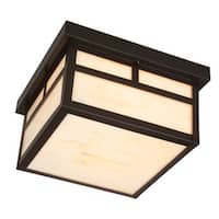 "Craftmade Z1843 Mission 9.5"" 1 Light Outdoor Ceiling Light"