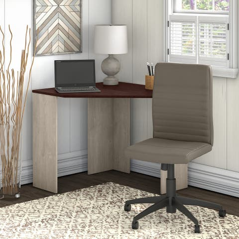 Townhill Corner Desk and Chair Set by Bush Furniture