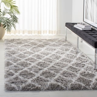 Link to Safavieh Indie Shag Humeyra Polyester Rug Similar Items in Shag Rugs