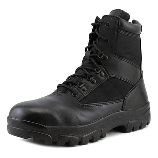 Workabout M4657  2E Round Toe Leather  Combat Boot