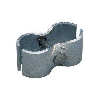 Midwest 328526C Air Technologies Panel Clamps, Galvanized