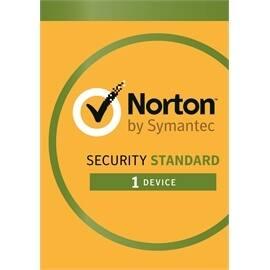 Symantec 21353868 Norton Security Standard 3.0 EN 1User 1Device 12MO Card MM
