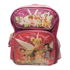 Disney Officially Licensed Fairies Two-Tone Large Backpack