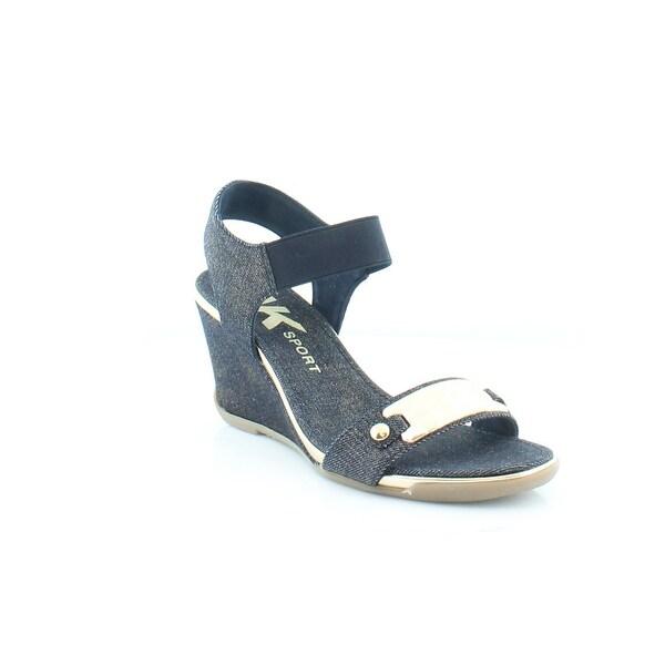Anne Klein Latasha Women's Sandals & Flip Flops Dbgo/Db