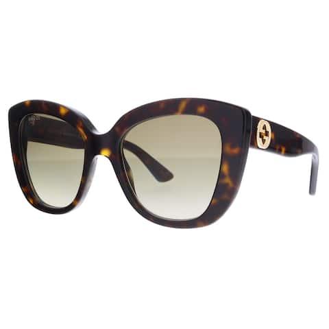 Gucci GG0327S-002 Multicolor Cateye Sunglasses - 52-20-140