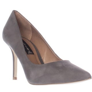 STEVEN by Steve Madden Shiela Classic Dress Pumps - Grey