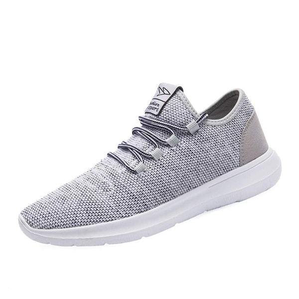 Breathable Air Mesh Running Shoes Trekking Men Sneakers