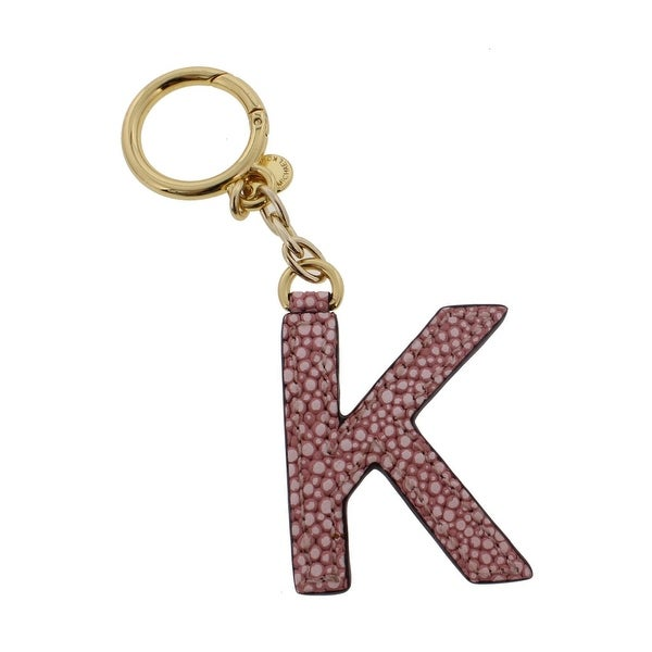 Shop Michael Kors Womens Alphabet Letter Fashion Keychain Charm - o ... e2697bbfc4