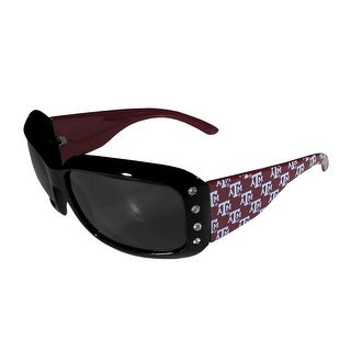 NCAA Texas A&M Aggies Womens Designer Bling Sunglasses