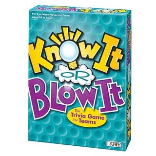 Patch Products 7422 Know It or Blow It