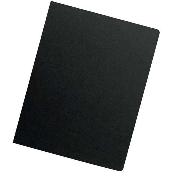 Fellowes 5224701 Futura(Tm) Presentation Covers, Oversize, 25Pk (Black)