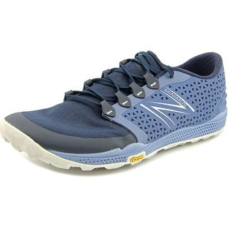 New Balance MT10 Men  Round Toe Synthetic Blue Trail Running