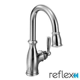 Moen 5985 Brantford Pullout Spray Bar Faucet with Reflex Technology