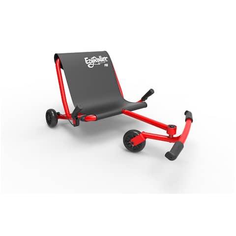 EzyRoller Pro Riding Machine - Red