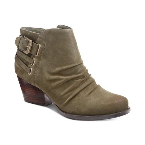 Baretraps Reid Women's Bootie Women's Shoes Green Size 6 M