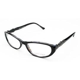 Judith Leiber Women's Persia Eyeglasses Onyx/Marble - S