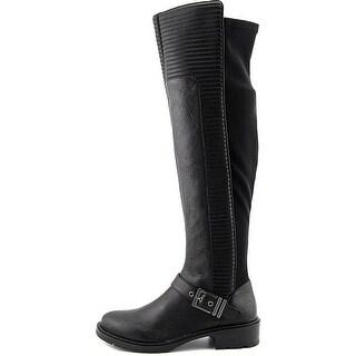 BCBGeneration Womens Sigmond Closed Toe Knee High Fashion Boots